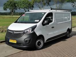 closed lcv Opel 1.6 cdti l2h1 airco! 2016