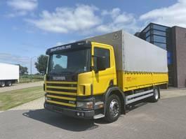 sliding curtain truck Scania 94.230 Cuntainside / Manual / Retarder / Airco 2004