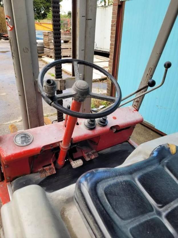 Gabelstapler Linde H25D Heftruck