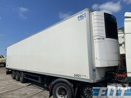 refrigerated semi trailer Kögel S24 koel/vries oplegger, Carr Vector 1950 d/e 2018
