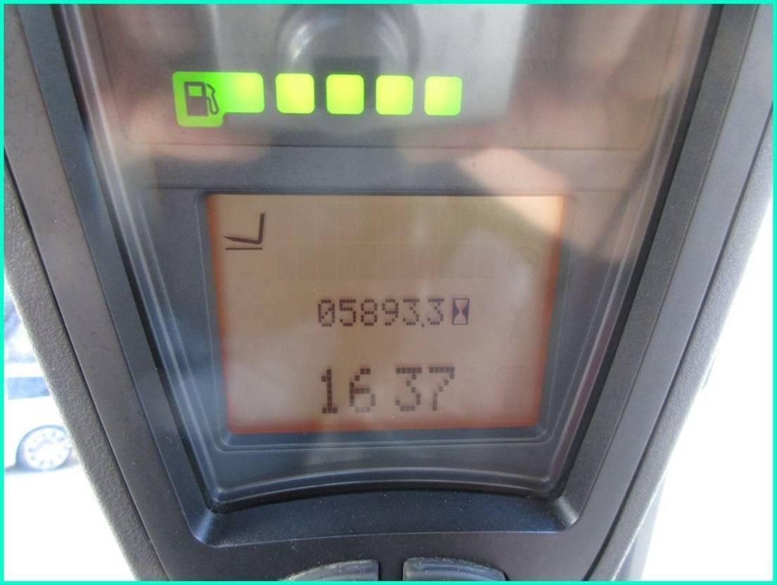 Gabelstapler Linde H16D-01 evo 2015 diesel sideshift+vorkversteller 5893uur 2015