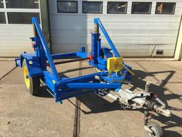 other car trailers Venrooy LTV 200 1 As Haspelwagen - 120 cm Breedte, WN-TN-90 2004