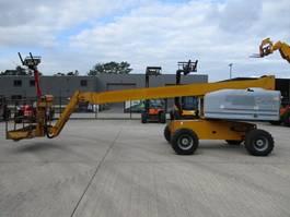 articulated boom lift wheeled Genie S-45 (349) 2003