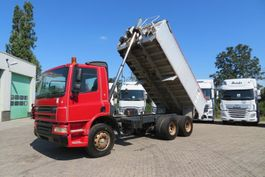 tipper truck DAF CF 75 10 tyres!  6x4 RHD Manual   (FULL SPRING SUSPENSION) 2003
