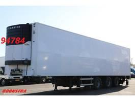 refrigerated semi trailer Burg BPO 15-30 TRZXX Carrier Maxima 1200 Laadklep 2006