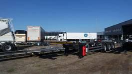 container chassis semi trailer Kässbohrer SHG AH / 45 - 12 / 27 2021