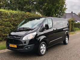 closed lcv Ford L2 Dubbele cabine Limited Adaptieve cruise   Standkachel 2017