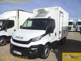 refrigerated van Iveco Daily 35 2016