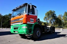 chassis cab truck Ginaf X 3335 3335S 6x6 Subframe Euro 3 2002