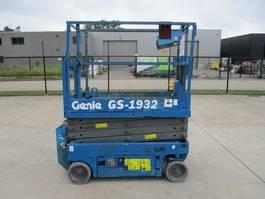 scissor lift wheeld Genie GS 1932 (520) 2012