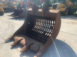 digger bucket Verachtert 2.8M3 Grizzly bucket (ZX470 link) 2015
