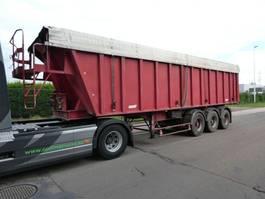 tipper semi trailer Benalu TF34  BLATT/SPRING/LAMMES 2000