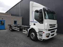 swap body truck Iveco Stralis 310 AT 2012