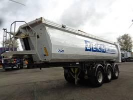 tipper semi trailer Fliegl DHKS 390 2016