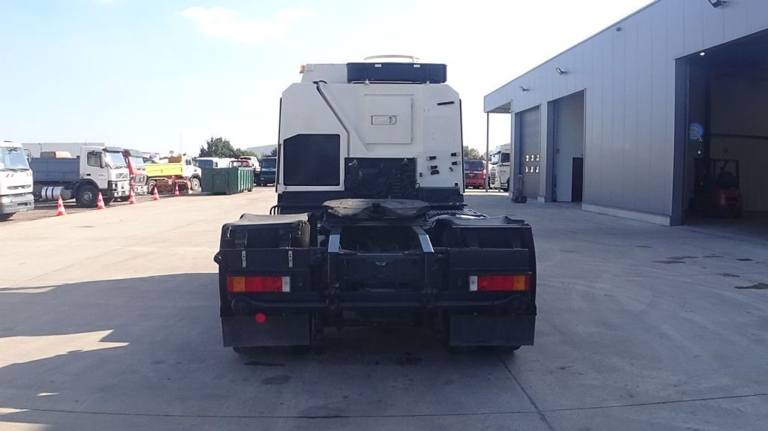 cab over engine MAN HX 19.403 FASLX (4X4 / AIRCONTIDIONING / BELGIAN TRUCK / 89.000KM / NEW CONDITION) 2003