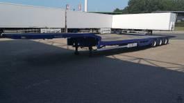 semi lowloader semi trailer Nooteboom MCO-48-03 1997