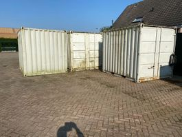 dry standard shipping container 10ft container