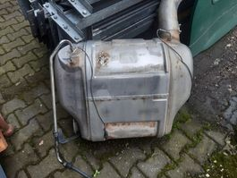 Exhaust system truck part Iveco stralis