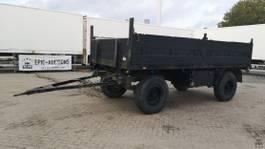 flatbed full trailer KAESSBOHRER 790-50…99 1987