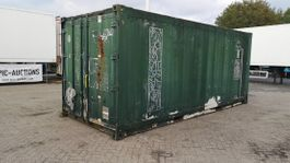 reefer-refrigerated shipping container