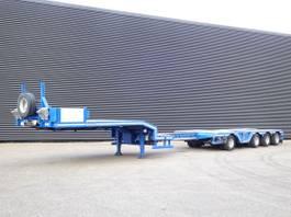 lowloader semi trailer Nooteboom OSD-73-04V / WIELKUILEN / GIEKSLEUF / UITSCHUIFBAAR 2009