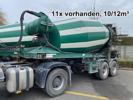 Betonmischer-LKW Andere LIEBHERR Betonmischer ca. 10m³ LIEBHERR Betonmischer ca. 10m³, 6x... 2009