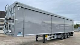 walking floor semi trailer Knapen Trailers K 100 Cargofloor CF500 10mm Boden SAF Achsen 2021