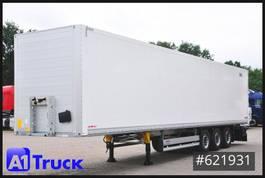 closed box semi trailer Schmitz Cargobull SKO 24, Isokoffer, NEU, Lift Doppeltsock sofort verfügbar 2021