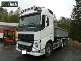 container truck Volvo FH 540 2018