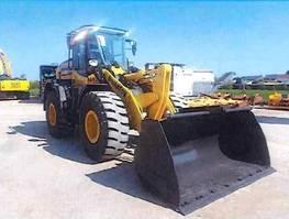wheel loader Komatsu WA270-8 2019
