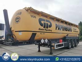 feed semi trailer Feldbinder 60M3 ADR 2004