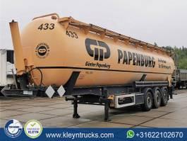 feed semi trailer Feldbinder 60M3 ADR 2005
