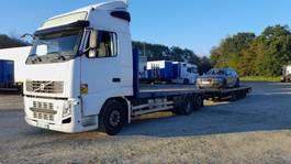 lowloader trailer Volvo fh500  retarder 2012