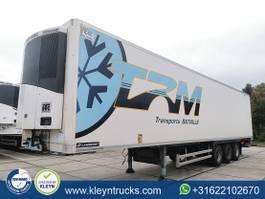 refrigerated semi trailer LAMBERET thermoking bi temp 2013