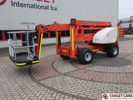 articulated boom lift wheeled Niftylift SD210 ARTICULATED 4X4X4 DIESEL BOOM LIFT 2130CM 2011