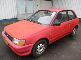 hatchback car Toyota 1.3 E2 1996