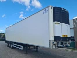 refrigerated semi trailer Chereau S3393H Fridgetrailer / Carrier Vector 1800 2004