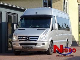 bus camper Mercedes-Benz SPRINTER 318CDI RENNSPORT LIVING GARAGE CAMPER 2009
