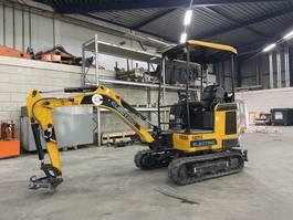 mini digger crawler JCB 19C-1E 2019