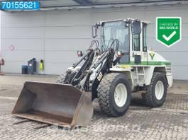 wheel loader Caterpillar IT14 G DUTCH MACHINE - QC + BUCKET + FORKS 2005
