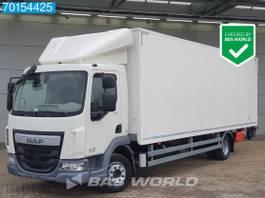 box truck DAF LF 45 220 4X2 12 Tons Automatic ACC Euro 6 2016