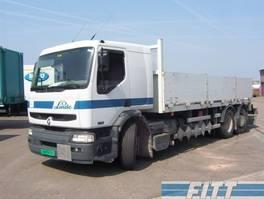 drop side truck Renault Premium 370-26 6x2 - 142500 KM NO CRANE 2004