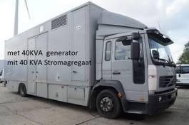 box truck Volvo FL 6 FL6H 11.99 2005