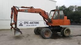 wheeled excavator Atlas AB1202