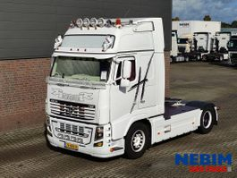 cab over engine Volvo FH 16 4x2 Euro 5 - SHOW TRUCK - TOP CONDITION 2012