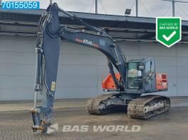 crawler excavator Atlas 260LC GERMAN DEALER MACHINE 2013
