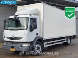 box truck Renault Midlum 300 4X2 NL-Truck Manual Telma Ladebordwand Euro 5 2013