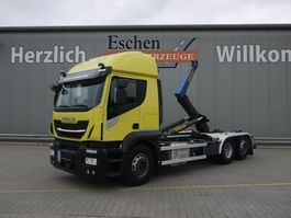 container truck Iveco Stralis 420 AT 260 SY 2017