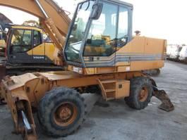 wheeled excavator Case 1188 P 1995