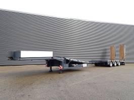 lowloader semi trailer Faymonville STN-3AUB / RAMPEN / HEFBED / UITSCHUIFBAAR 2007